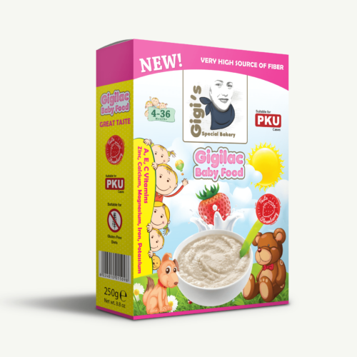 gigilac pku babyfood strawberry
