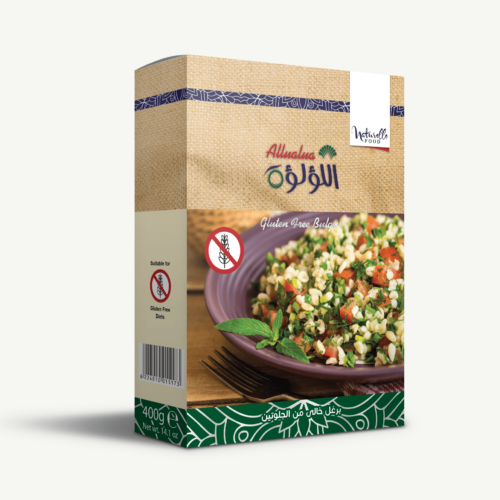 the pearl gluten-free Bulgur