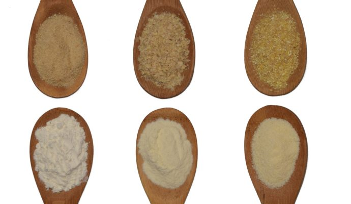 baking with gluten free flour