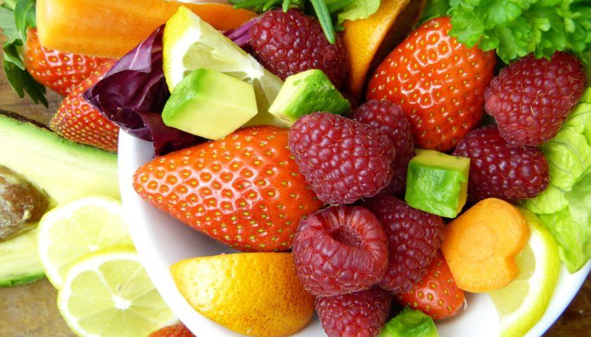 gluten free fruits