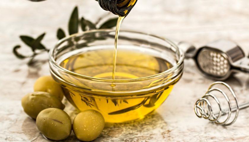 gluten free oil olive oil